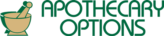 Apothecary Options Logo